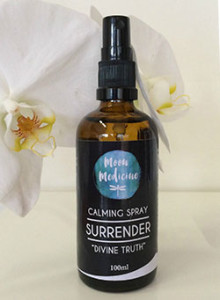 surrender vibrational essence